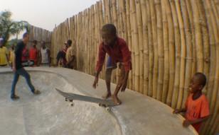 Ghana-Busua-Skatepark